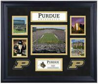 Purdue Boilermakers 5-Photo Framed Collage - Fanatics