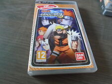 pour psp Naruto Shippuden : ultimate Ninja heroes 3