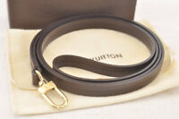 LOUIS VUITTON Damier Shoulder Strap 68cm LV Auth yy380