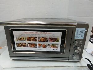 Breville Smart Oven Air Fry Convection Toaster Oven - 0.8 Cu. Ft. Smoked Hickory