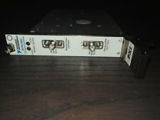 National Instruments Ni Pxi-5652 Rf Microwave Signal Generator/500Khz-6.6Ghz