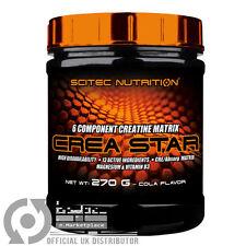 Scitec Nutrition Crea Star 270g - Creatine Wassermelone