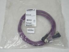 Phoenix Contact SAC-5P-M12MR/2,0 -920/M12FR Sensor Cable 1543935 New-Sealed