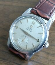 Vintage Early Omega Seamaster. Ref 2846-2848 1SC, Early Cal. 491.