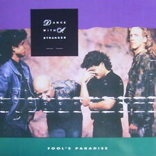 """12"""" Dance With Stranger Fool`s Paradise (Another Day, African Road) 80`s RCA"""