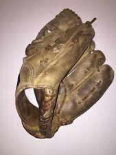 Vintage TED WILLIAMS Sears Roebuck RH Leather Baseball Glove 1636
