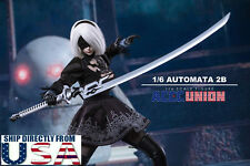 1/6 Metal Sword Katana Large For Nier Automata YoRHa No.2 Type B 2A TBLeague USA