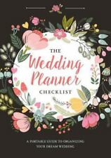 THE WEDDING PLANNER CHECKLIST - BERMAN, JAX/ MILLER, SARA (CON)/ BERMAN, KAREN (