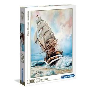 puzzle Clementoni 1000 pezzi AMERIGO VESPUCCI High Quality 69x50 39415 OMAGGIO