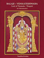 NEW Balaji-Venkateshwara, Lord of Tirumala, Tirupati an Introduction