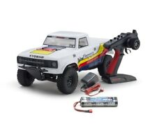 Kyosho Outlaw Rampage 2wd Camion 1:10 ELECTRIQUE RTR Blanc - 34361t1b