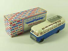 DDR SPIELZEUG H0 MODELL BUS IKARUS 311 IN OVP VEB BERLINPLAST UM 1975 M 1:87