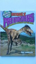 Prehistoric World Giant Dinosaurs or Deadly Predators Book (Choice of 2)