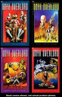 Onyx Overlord 1 2 3 4 Epic 1992 Complete Set Run Lot 1-4 VF//NM