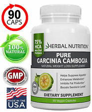 Garcinia Cambogia Extract Diet & Weight Loss | Slimming Pill Supplement