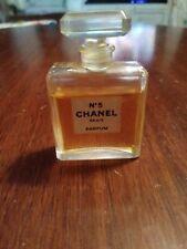 CHANEL No 5 PARFUM PURE PERFUME MINI MINIATURE COLLECTIBLE 0.12OZ