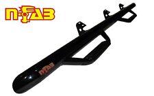 N-Fab C1180CC Nerf Bars Gloss Black GM Silverado Sierra 2500/3500 HD 11-14