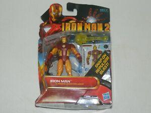 "Marvel Universe 3.75"" Iron Man 2 Comic Series Iron Man 30"