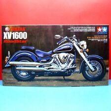 Tamiya Motorcycle Model 1/12 Motorbike Yamaha Xv1600 Road Star Scale Hobby 14080