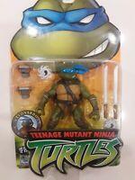 Leonardo Action figure Teenage Mutant Ninja Turtles TMNT Playmates 2002