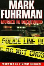 Murder in Brentwood, Mark Fuhrman, 0895264218, Book, Acceptable