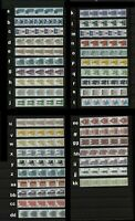 Bund SWK R, 5-er Streifen Rollenmarken postfrisch, bitte auswaehlen #c861