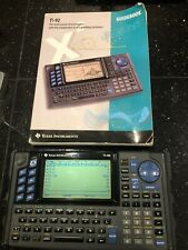 Texas Instruments TI-92 Graphing Calculator, with Guidebook