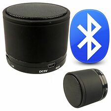 PORTABLE MINI BLUETOOTH SPEAKER WITH MICROPHONE  HANDS FREE MP3 PLAYER CLOURS