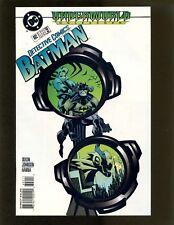 Detective Comics #692 VFNM McDaniel, Johnson, Batman, Spellbinder