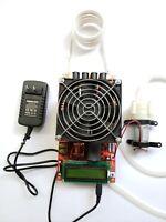 2000W ZVS Induction Heater Heating Board Module SMC Control Driver + Coil + Pump