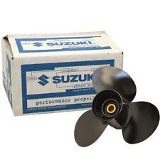 """Genuine Suzuki 60 70HP 90HP 115HP 140HP Outboard 13"""" Pitch Propeller"""