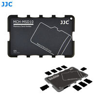 """0.1"""" Thick Memory Card Holder Protective Storage Case fr 10 Micro SD MSD TF Card"""