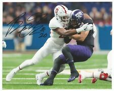 Bobby Okereke Signed/Autographed Stanford Cardinals 8x10 Photo w/Coa