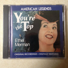 MERMAN, ETHEL - YOU'RE THE TOP BRAND NEW CD