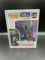 Funko Pop! Star Wars The Mandalorian #330 NYCC Fall Convention Shared Exclusive