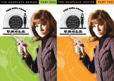 THE GIRL FROM U.N.C.L.E. COMPLETE SERIES PARTS 1 & 2 New 8 DVD Set UNCLE