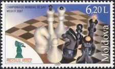 Moldova 2007 Chess Championships/Board Games/Sports/Chessmen/Pieces 1v (n44806)