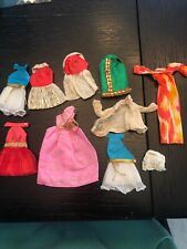Vintage Topper Dawn Doll Outfits Set