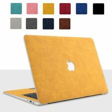 Laptop PU Leather Case For MacBook Pro Retina 13.3 Air 13  15 16 11 12 Inch