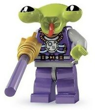LEGO MINIFIGURES  3 SERIE 8803  ALIENO  NUMERO  13  NUOVO