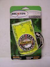 Brunton 8010G COMPASS NEW IN PKG MADE IN USA