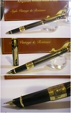 Stilografica HERO 2E fountain pen - stylo Nib m/F