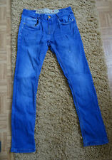 Herren Jeanshose blau Größe 33
