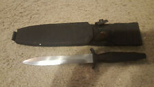 Gerber Mk2 Knife Military Combat Survival w/Sheath Excellent Condition