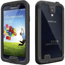 LifeProof FRE Custodia impermeabile antiurto per Galaxy S4 NERA