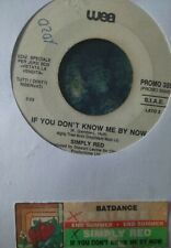 Prince / Simply Red – Batdance / If You Don't Know Me By Now   -  (Sing -7-5399
