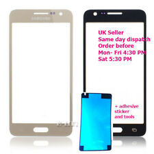 Samsung Galaxy A3 2015 Gold Front Outer Glass Touch Screen Sm-A300 + adhesive