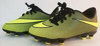 Nike Fastflex Youth Soccer Cleats - Neon Yellow/Green - Size 11C - Free Shipping