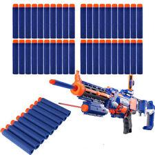 50pcs Sprengkopf aus Schaum neu 7.2cm Nachfüllung Dart für Nerf Spielzeugpistole