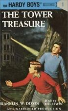 The Hardy Boys Mystery: Tower Treasure No. 1 by Franklin W. Dixon (2002, Audio,